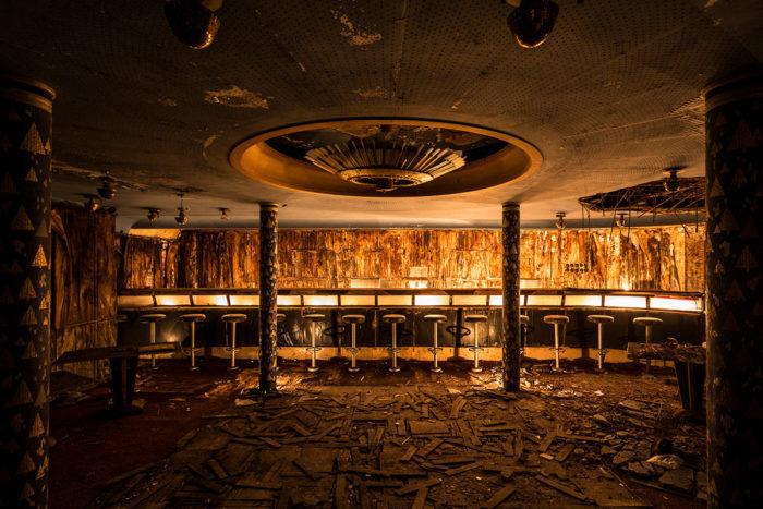 Abandoned nightclub Terence Abela