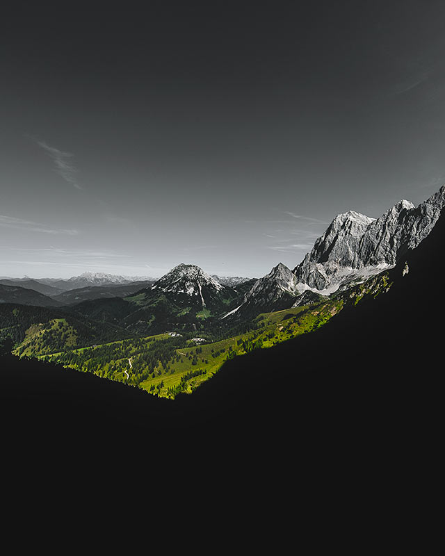 Mountains Ingmar Wein