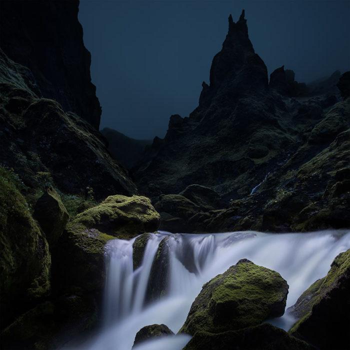Waterfall Florian Krause